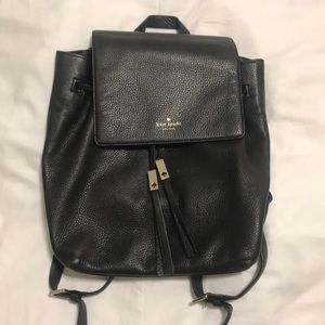 Kate Spade ♠️ Leather Backpack